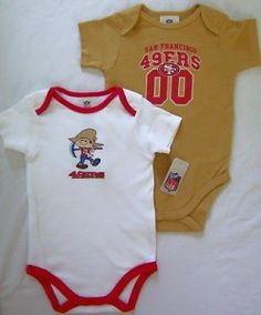 1f786b936 75 Best 49ers Baby images