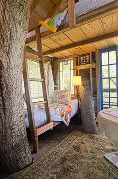 Treehouse ideas for inside