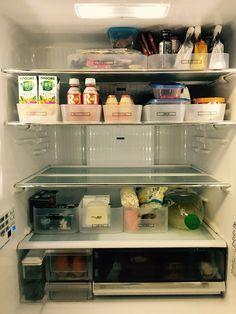 整理整頓、まずは冷蔵庫から。 : とものすけのいちにちいっぽ。