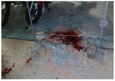 BLOG DO MARKINHOS: Suposto ladrão morre ao se cortar arrombando porta...