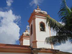 O céu de Ouro Preto