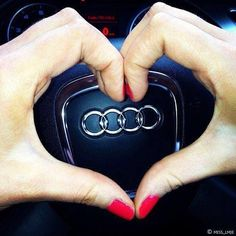 """Image about love in cars most likely to be Audi""""s by Jess Audi R1, Bmw, My Dream Car, Dream Cars, Carros Audi, Auto Body Repair, Car Goals, Love Car, Expensive Cars"""