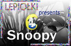 TUTORIAL: Sleeping  Snoopy ☾ polymer clay ☾ made hand ☾ lepiołki