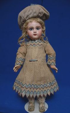 Antique French bebe by Jumeau