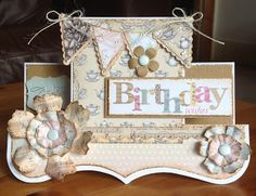 www.craftworkcards.com  Designer: Julie Hickey Craftwork Cards, Shabby Chic Cards, Masculine Birthday Cards, Scrapbook Cards, Scrapbooking, Diy Cards, Cardmaking, Card Ideas, Projects To Try