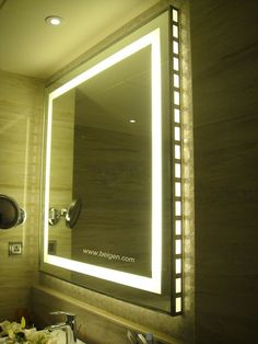 backlit mirrors | ... system,Electric mirror,Backlit mirror,mirror defogger,mirror demister