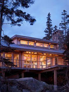Gorgeous Maine retreat