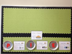 Author's Purpose bulletin board