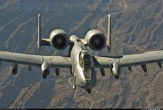Fairchild A-10C Thunderbolt II aircraft picture