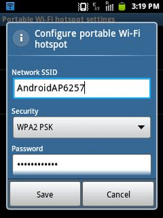 How to make a Portable Wi-Fi Hotspot on Android Phone