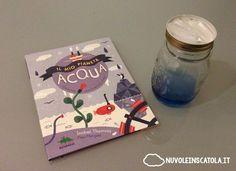 Acqua e vento: due libri multidisciplinari, per stimolare la curiosità con tante attività ed esperimenti.