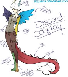 Discord Cosplay