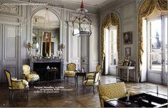 18th century room