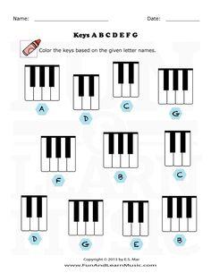 All 7 Keys - SproutBeat