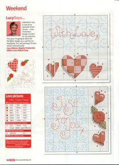 Gallery.ru / Photo # 37 - Cross Stitch Crazy 160 + application in February 2012 Free birthd - tymannost