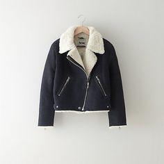 Acne moto jacket