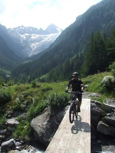 Ste Clarke at Trip to Switzerland in Chamonix, France - photo by oldgdpk - Pinkbike