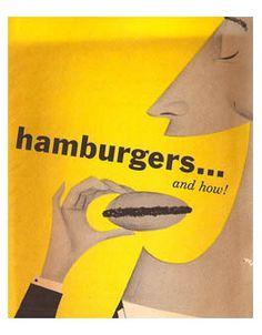 Hamburgers... and how!