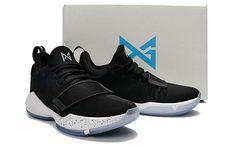 2018 Popular Young Big Boys Nike PG 1 Black White Oreo 2018 New Arrival e38c7823b