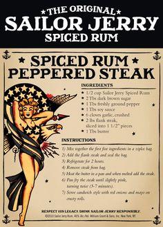 The Original Sailor Jerry Spiced Rum Dog Bites Rum Recipes, Crockpot Recipes, Great Recipes, Cooking Recipes, Favorite Recipes, Copykat Recipes, Finger Food Appetizers, Appetizer Recipes, Appetizer Ideas