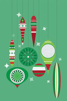 Fresh From The Dairy: Ornaments