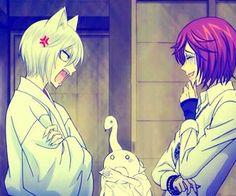 Kamisama Kiss funny