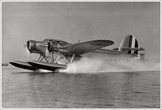 The CANT Z.506 Airone (Italian: Heron) was a triple-engine floatplane produced by CANT from 1935.