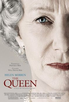 The Queen (2006) - After the death of Princess Diana, HRM Queen Elizabeth II struggles with her reaction to a sequence of events nobody could have predicted.