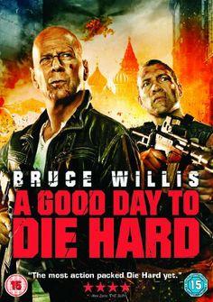 A Good Day to Die Hard [DVD]: Amazon.co.uk: Bruce Willis, Jai Courtney, Sebastian Koch, Mary Elizabeth Winstead, Yuliya Snigir, John Moore: ...