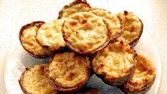 Diétás sós nasi a sajtos kosárka szerepében! Cauliflower, Muffin, Paleo, Vegetables, Breakfast, Food, Morning Coffee, Cauliflowers, Essen