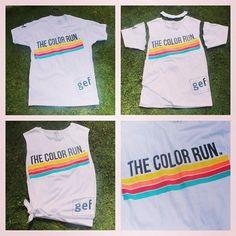 The color run ideas