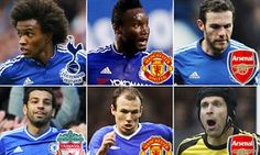 Chelsea are the Premier League's transfer hijackers and Manchester United their latest victims: Here's who else they've signed from under the nose of a rival...