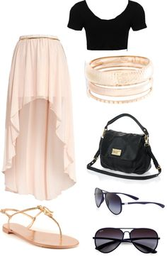 """""""inspired on Eleanor Calder clothes"""" by emy-b-f on Polyvore"""
