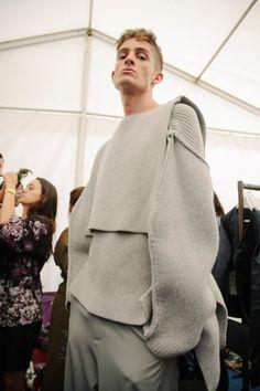 Cyanne WingYan Sze, Marco Milani, LCF, BA graduate fashion