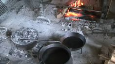 Cooking in Colonial America