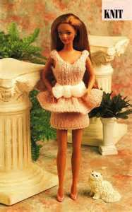 KNITTING PATTERNS BARBIE DOLLS | FREE PATTERNS