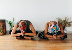 We're exploring new forms of natural health with the Black Girl in Om founders. See what they have to say about the benefits of yoga and holistic health.