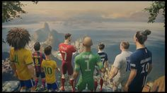 Nike: The Last Game (2014) – Passion Pictures (agency Wieden…