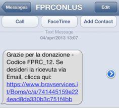 Il mobile payment della Fondazione Piemontese