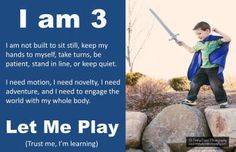 Let me play (Trust me … I'm learning) Play Based Learning, Learning Through Play, Early Learning, Trust, Funny Quotes About Life, Child Life, Childhood Education, Jouer, Child Development