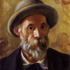 Renoir Self Portrait 1899