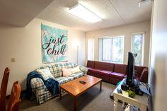 Cypress Apartments Living Room
