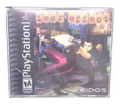 Sony PlayStation Fear Effect (1996)