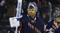 Henrik Lundqvist wins 400th NHL game Becomes 12th goalie in League history to reach milestone; Rangers score three times in third period against Avalanche