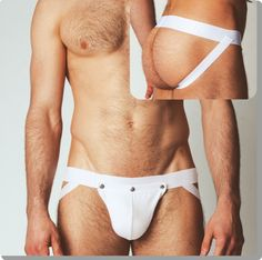 Modus Vivendi  glory hole jockstrap 16012_white  Medium