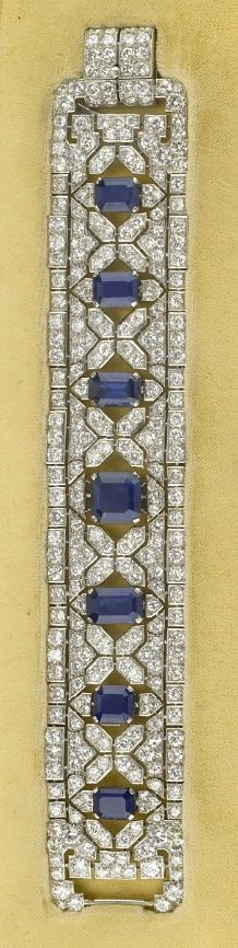 How many thumbs up to this? Sapphire Bracelets
