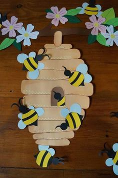 Image result for fensterbilder filigran Popsicle Stick Crafts, Craft Stick Crafts, Fun Crafts, Diy And Crafts, Arts And Crafts, Paper Crafts, Hand Crafts For Kids, Theme Nature, Sunday School Crafts