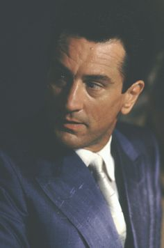 Robert De Niro. My favorite actor…Leo...