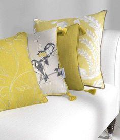 Love the yellow tones