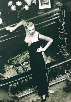 Helmut Newton | Roselyne at Arcangues (1975) | Available for Sale | Artsy